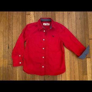 H&M boy Shirt sz 5-6Y
